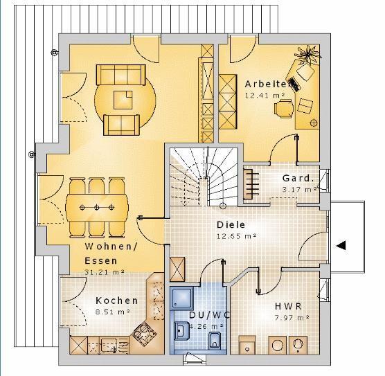 Oberlauken_Haus-mit-Satteldach-EG