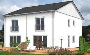 Doppelhaus 3 D 95