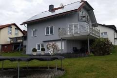 Fi Haus Gartenansicht