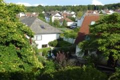 O Blick über Obernhain